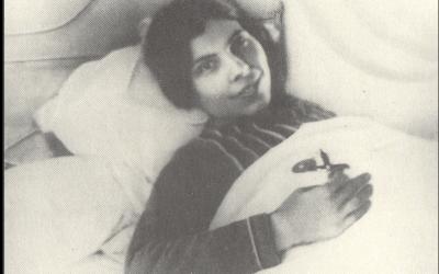 Recordar e Reviver Alexandrina no dia do seu nascimento