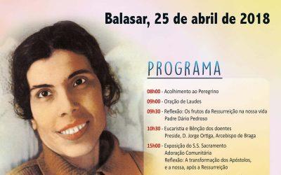 14.º Aniversário da Beatificação de Alexandrina