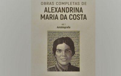 Lançamento da Autobiografia da Beata Alexandrina