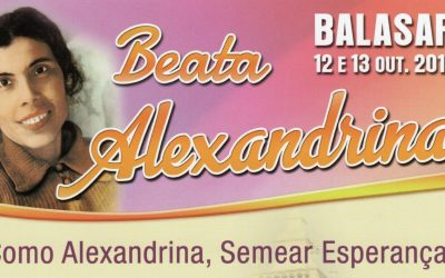 Festa Litúrgica Beata Alexandrina