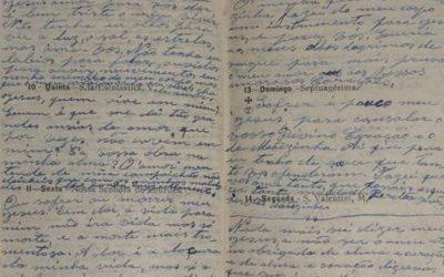 Obras Completas de Alexandrina – Diário Autógrafo