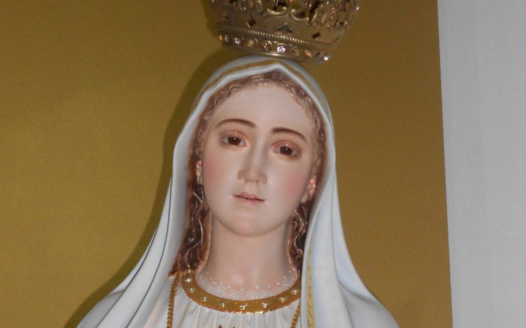 Comemoração do 77.º Aniversário da Consagração do Mundo ao Imaculado Coração de Maria