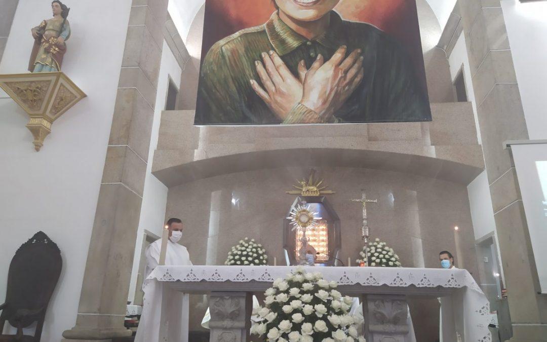Assim se celebrou a Festa Litúrgica da Beata Alexandrina
