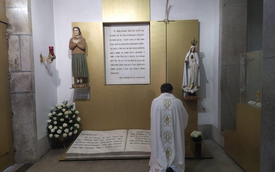 Celebra-se hoje o 78.º aniversário da Consagração do Mundo ao Coração Imaculado de Maria