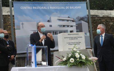 Balasar com dia histórico para a Paróquia e Santuário Alexandrina de Balasar