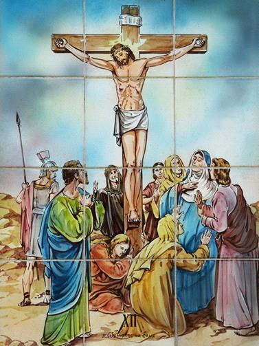 Alexandrina vive o Caminho da Paixão de Jesus